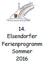 Elsendorfer Ferienprogramm 2016 Start